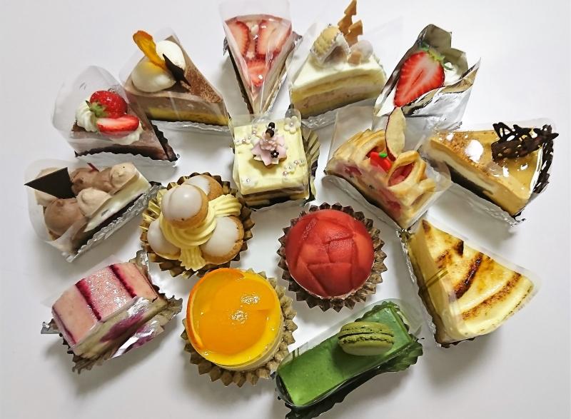 ケーキパーティー2018